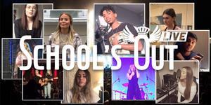 Tio artister slåss om fem platser i finalen av School's out live.