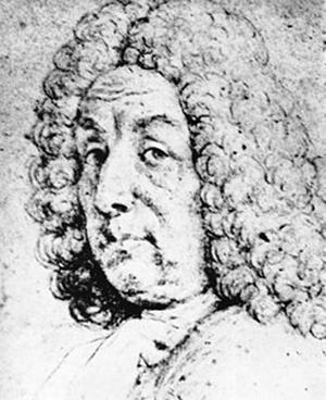 Nikodemus Tessin den äldre ville bygga om hela Gävle.