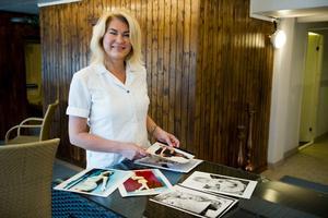 Eva Bergström Edström driver Belle visage och är även ordförande för den ekonomiska föreningen bakom Sundsvall wellness center.  Bild: Zanna Nordqvist/Arkivbild