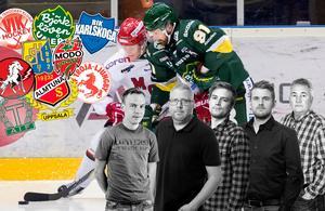 Jonas Brännmyr, Leif Granlind, Marcus Simm, Andreas Hanson och Pelle Hägglund tippar hur det går för Modo, Björklöven och de andra lagen som gör upp i streckstriderna i hockeyallsvenskan med tre omgångar kvar.