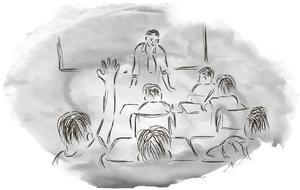För några år sedan slutade många skolor att ha mindre klasser för elever med behov av extra stöd. Men behovet av smågrupper är stort och nu utreder Elevhälsan hur Sandvikens kommun ska börja jobba med mindre grupper igen på skolorna.