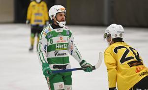 Tobias Holmberg stod för ett mål och tre assist.