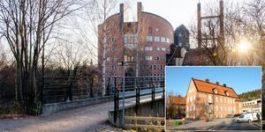 Två av fastigheterna som kan byta ägare har Engelska skolan och Mittuniversitet som hyresgäster.