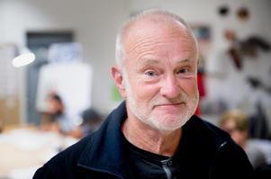 Anders Bergman är verksamhetsledare och en av initiativtagarna till Skaparverkstan.
