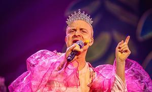 Foto: Mats Bäcker Jonas Gardell i showen