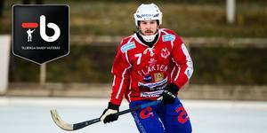 Johan Söderström är klar för spel med Tillberga kommande säsong.