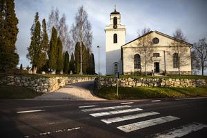 Bjursås kyrka.