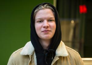 Joel Gradin, 17 år, Studerande, Sundsvall