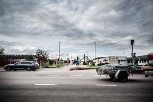 Mannen hade varit på fest i Coppermine cruisers lokal som ligger längre bort längs Ingarvsvägen.