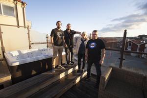 Sammi Daly, Rikard Lövgren, Agneta Olsson och Tord Olsson kommer tillsammans att driva krogen med det nya namnet Sight.