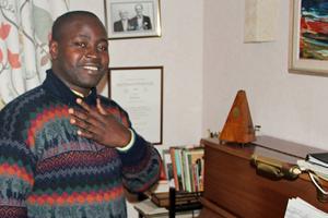 Nega Wilberforce säger att Hedemora känns som ett andra hem trots att det är första gången som han besöker bygden. Men genom allt utbyte som skett genom åren så gör Hedemora ett stort avtryck hemma i Tweyambe.