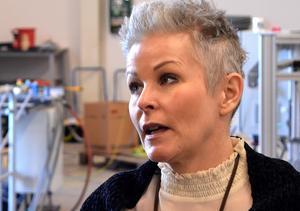 Näringslivschef Angelica Ekholm säger att förtätningen av centrumkärnan ställer högre krav på utbudet.