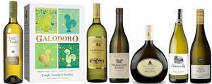 Sju bra köp bland juni månads fasta vita vinnyheter.Bild: Sune Liljevall