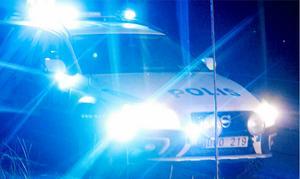 På tisdagsmorgonen larmades polisen till en butik i centrala Ludvika där en kvinna hade ertappats med att stjäla varor.