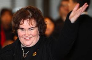 Susan  Boyle.Foto: scanpix