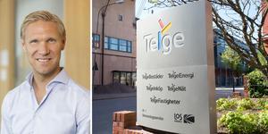 Johannes Boson blir ny vd för Telge Energi. Foto: Telge Energi/Arkiv