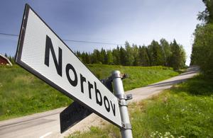 Ombyggnaden av Norrbovägen är framflyttad.