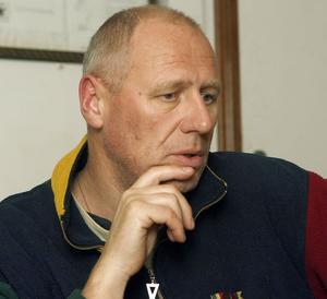 Jan Damsgaard Hansen reste direkt till Sverige när han fick samtalet att en av hans anställda skadat sig.