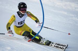 Alexander Selberg, Väst Alpin SK Göteborg.