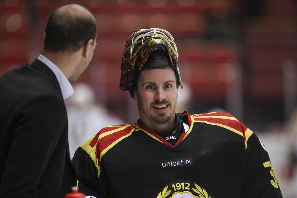 Spelarna utanför isen - Joacim Eriksson: