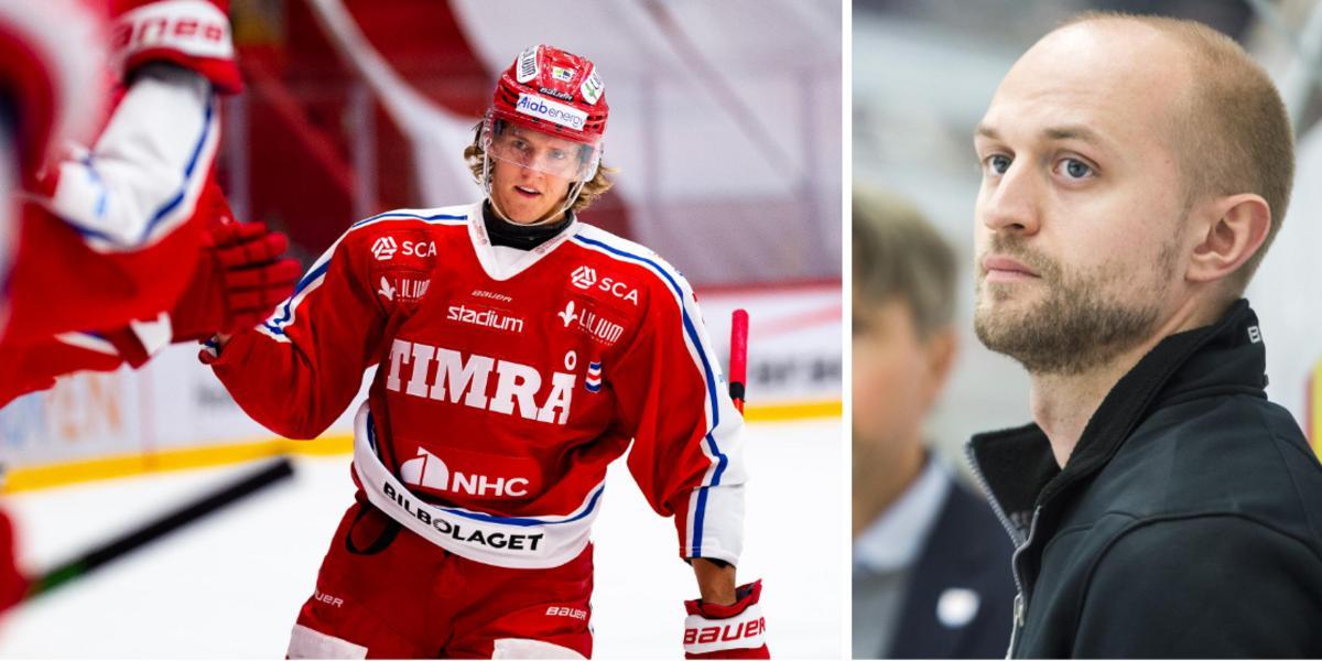 Beskedet – då är Hardegård tillbaka i Timrå IK: