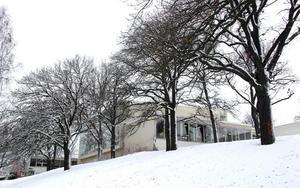 Parken runt Kristiansborgsbadet fredas,  enligt fastighetsnämndens väntade beslut.