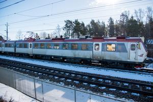 SJ svarar om Tåg i Bergslagen. Arkivbild