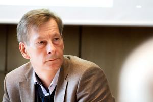 Kommunchef Anders Johansson.  / Arkivbild