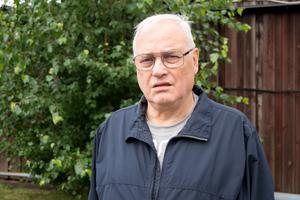 Sören Andersson hoppas på bra väder. Då kan det bli 400–500 besökare, tror han.