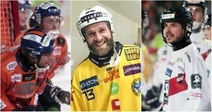 Per Hellmyrs, Robert Dammbro och Hans Andersson har en spännande avslutning framför sig.