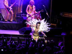 När The Ark så gjorde sin allra sista spelning på sin allra sista turné 2011, så blev det på Gröna Lund i Stockholm.
