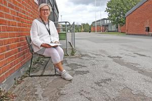 Lillemor Bodman, lärare på Lindeskolan.
