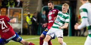 VSK föll efter sent avgörande och enligt Simon Johansson billiga mål. Foto: Anders Forngren / BILDBYRÅN