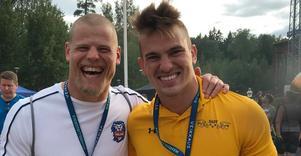 Återförenas i Black Knights. Finländaren Veikka Lehtonen kommer tillbaka till Örebro, och blir lagkamrat med Filip Jönsson igen. Tillsammans ställs de mot Carlstad Crusaders  på måndagen.