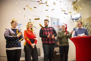 På måndagskvällen utsågs Sabina Bär  till Årets Gävlebo. De andra kandidaterna var Malin Lindén och Rasmus Harjula. Arbetarbladets nöjesredaktör Fredrik Selgeryd och chefredaktör Jacob Hilding delade ut priset.