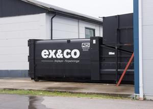 Företaget Exochco AB har lokaler på industriområdet Näringen i Gävle.
