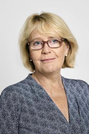 Irene Svenonius,  Finanslandstingråd.