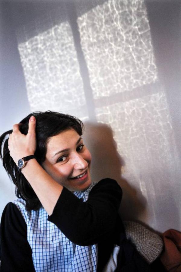 "Laleh släpper nu tredje fullängdaren, ""Me and Simon"". Foto: SCANPIX"