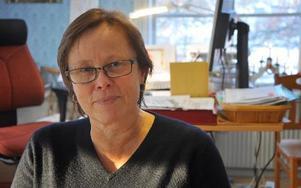 – Mitt första jobb blir nu att åka runt och hålla igång nätverket, träffa folk och se de 61 besöksmålen som ingår, säger Anna Falkengren