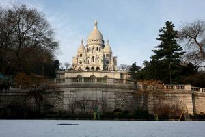 På vintern får man Paris mer för sig självt.