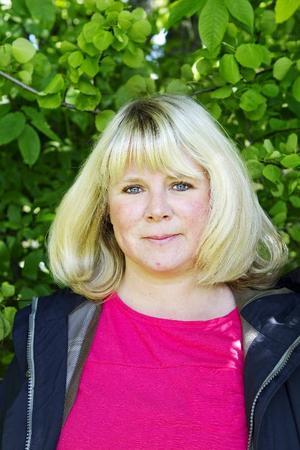 Ulrika Hollsten.