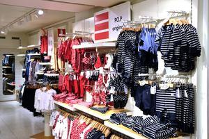 Försäljningen har ökat för Polarn och Pyret i Sundsvalls city.