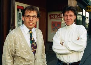 1995, Stefan Karlsson och Torbjörn Jonsson krögare och ägare till Saga Night Club tar över krogen Levinska.