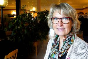 Maria Söderberg (C) blev inte fälld av SD och fortsätter att leda Krokoms kommun.