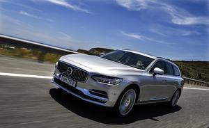 Volvo V90 är landets mest sålda bil, hittills i år.