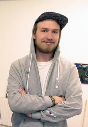 Urbn Arts ägare Henrik Ljusberg har fått ett fint stipendium.