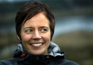 Byter jobb. Linda Andersson har bestämt sig för att lämna arbetet som arenachef.
