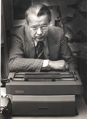 Per Hilding, chefredaktör på Gefle Dagblad 1968–1988.