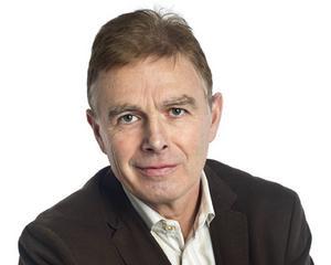 Janne Björck, vd för Skogsägarna Norrskog.