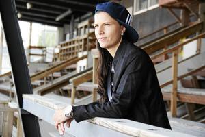 36-åriga Linda Odén har stått i mål i alla VM-finaler som har arrangerats hittills, nio stycken.